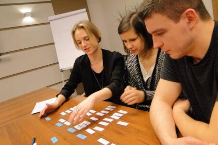 Jak zaprojektowac strukture organizacyjna? Relacja ze spotkania Klubu Absolwentow MBA GFKM