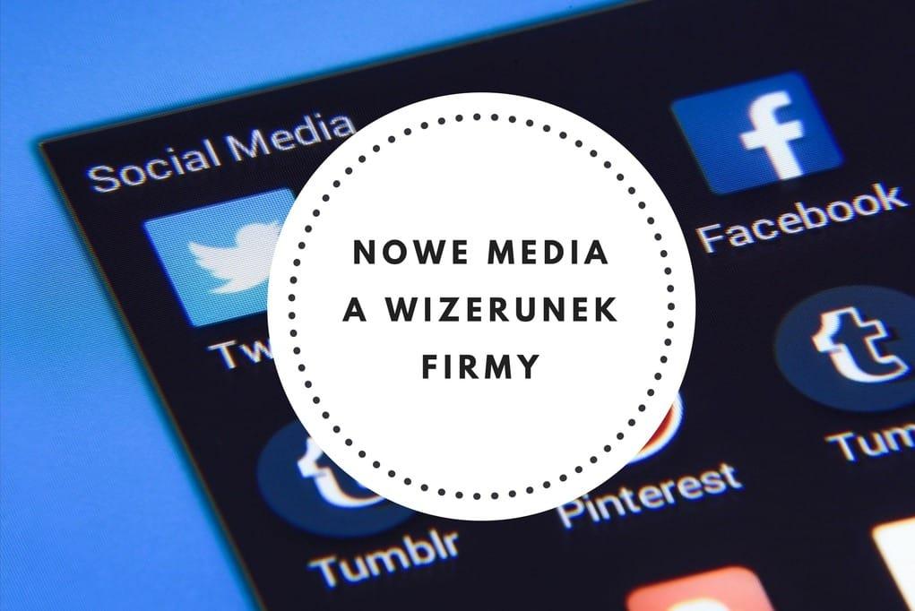 Nowe media a wizerunek 1