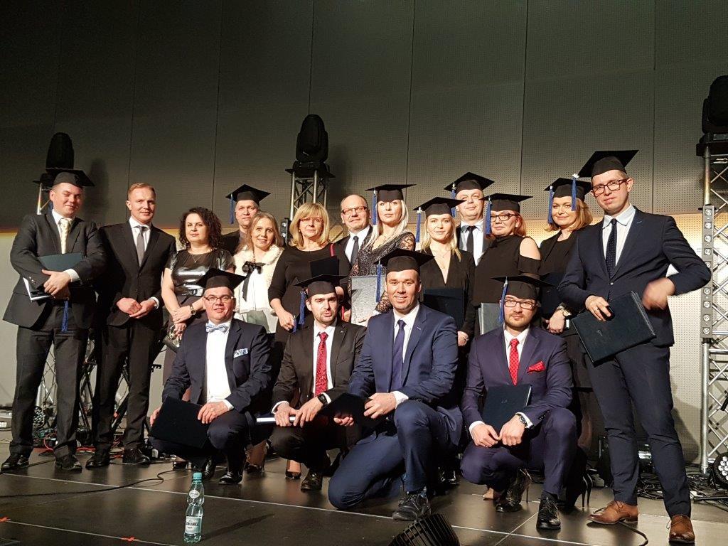 Wręczenie Dyplomów MBA IGG