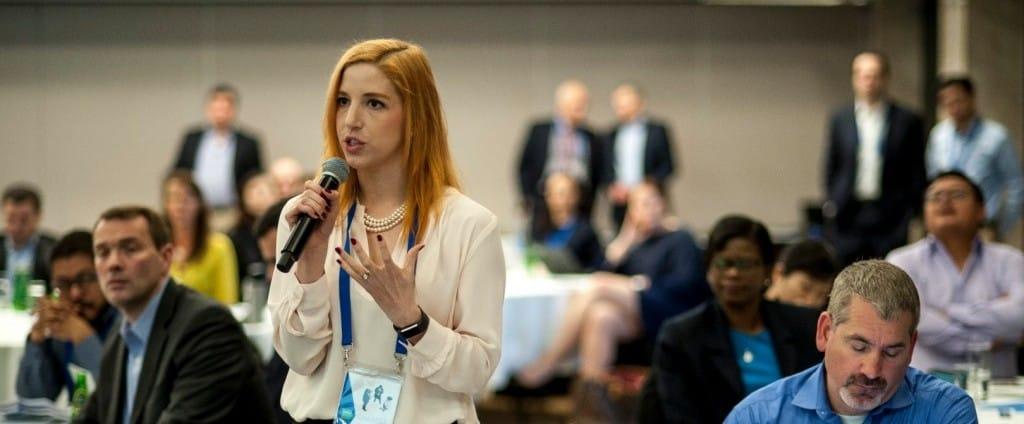 One MBA sesja europejska orgniazowana przez GFKM w Warszawie miedzynarodowe wydarzenie