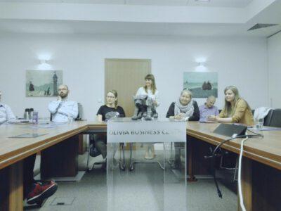 Spotkanie Klubu Absolwentow GFKM z Joanna Staniszewska