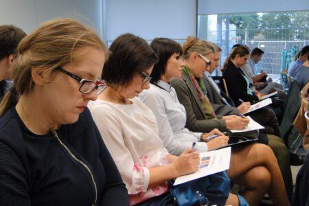 spotkanie Klubu Absolwentow GFKM w Gdansku
