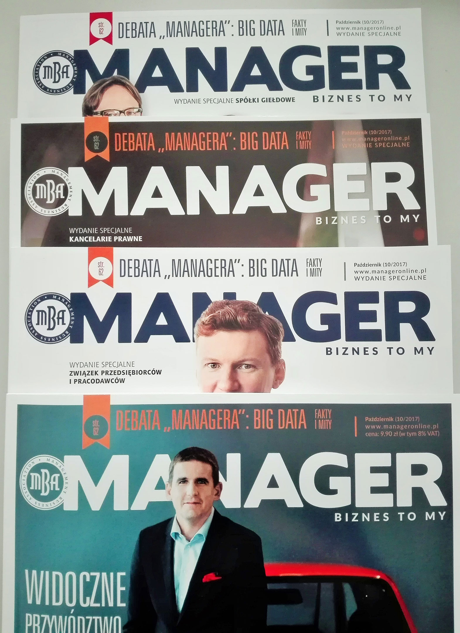 GFKM Manager
