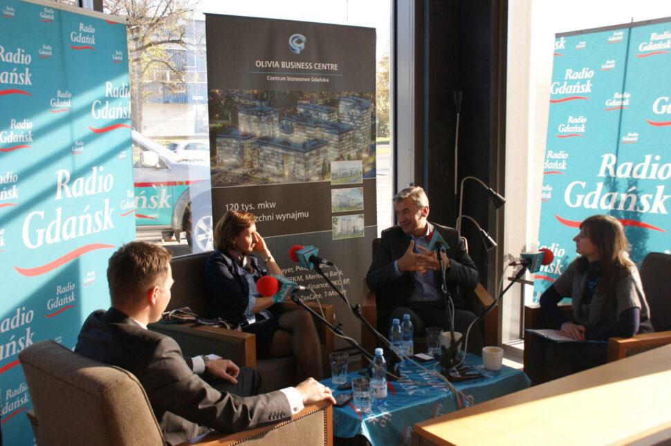GFKM Radio Gdansk wywiad