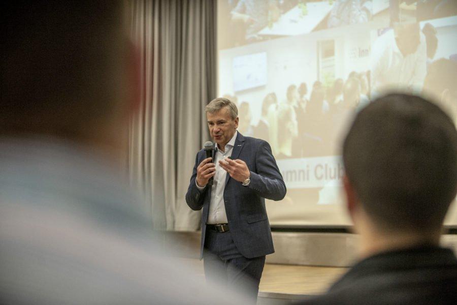 Andrzej Popadiuk, Prezes GFKM, OneMBA Warszawa