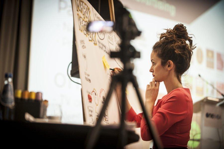 ONE MBA Warszawa 2019 Klaudia Tolman