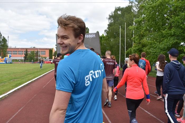 GFKM w biegu sztafetowym firm 2019