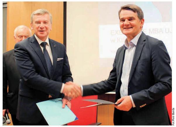 Kielce, otwarcie Executive MBA