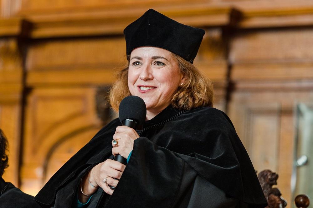 Prof. Virginie de Barnier Dziekan IAE Aix-Marseille Graduate School of Management